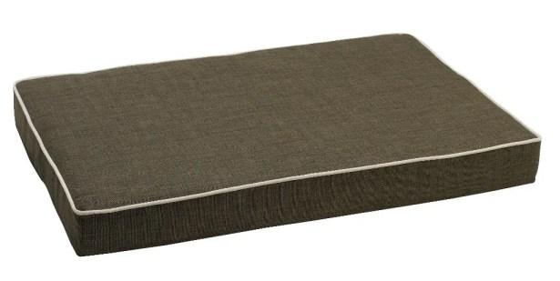 Isotonic Diam Linen Dog Foam Mattress Size: Large (36