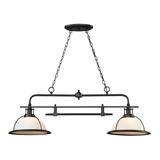 Craney 2-Light Kitchen Island/Billiard Pendant Bulb Type: 100W Med. Bulb