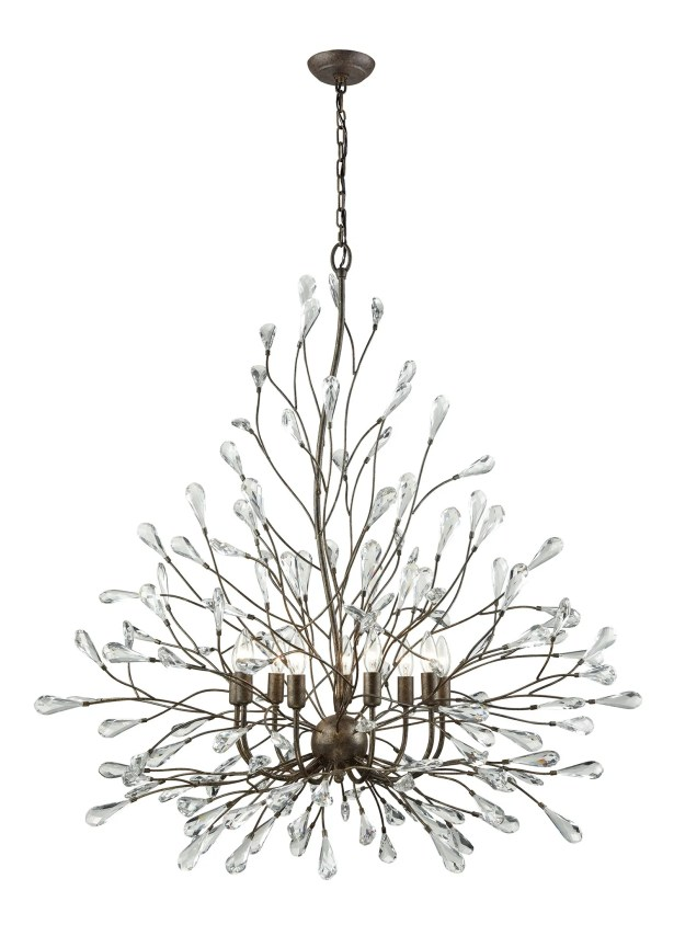 Mailiah 9-Light Candle Style Chandelier