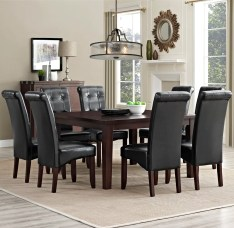 Dining Table Sets Eastwood 9 Piece Dining Set