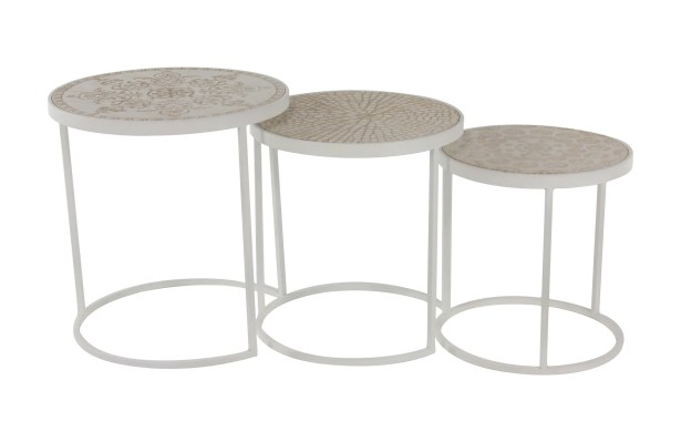 Okemah 3 Piece Nesting Tables