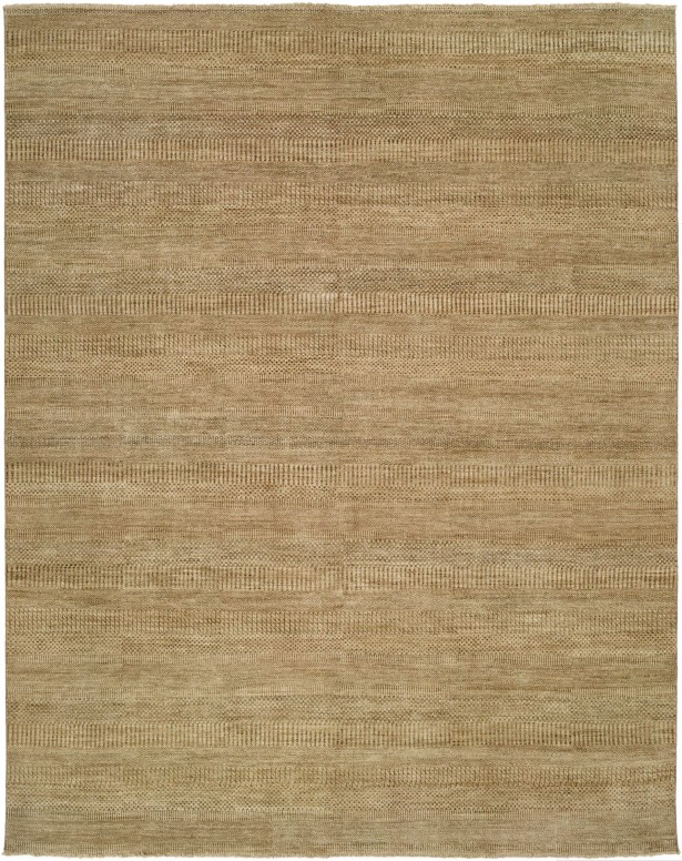 Illusions Gold/Beige Area Rug Rug Size: 4' x 6'