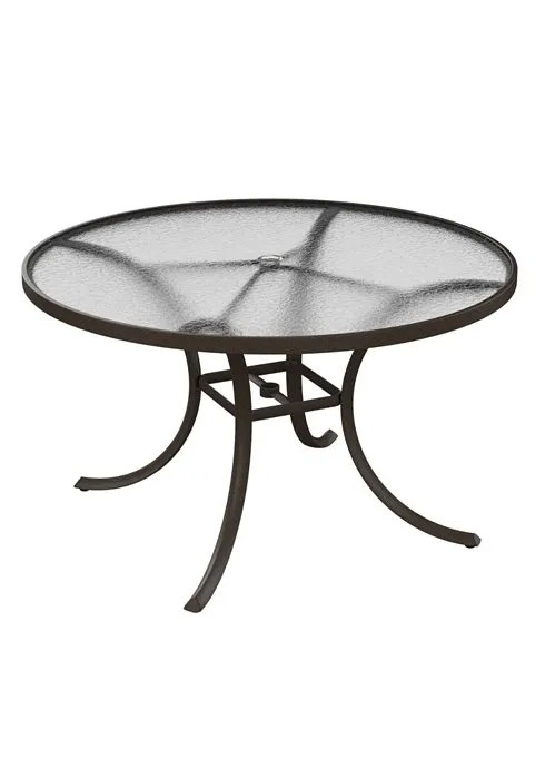 Umbrella Dining Table Frame Color: Moab