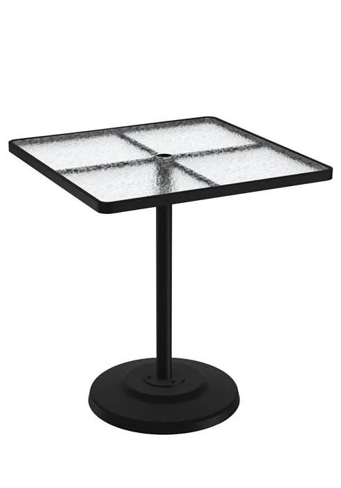 Umbrella Bar Table Size: 42