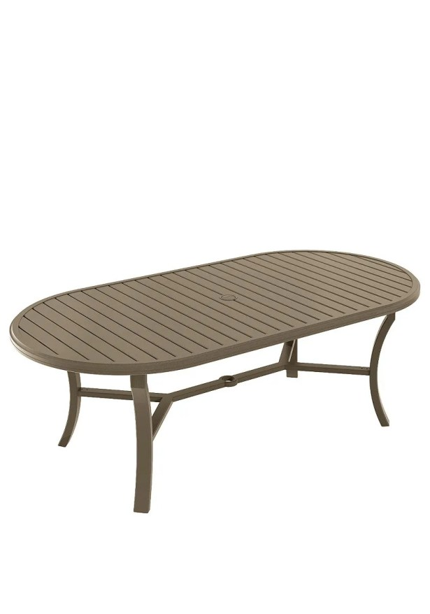 Banchetto Dining Table Frame Color: Moab