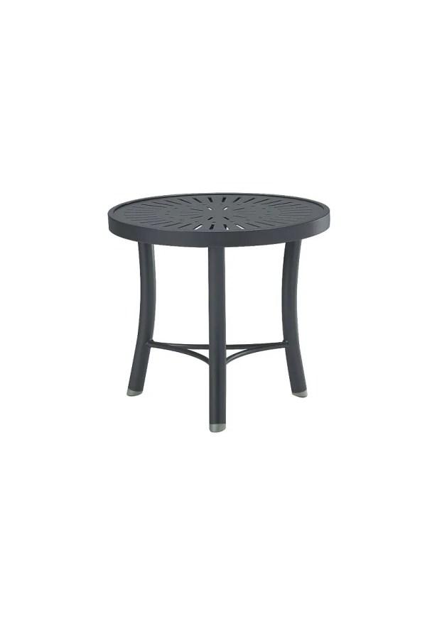 La'Stratta Aluminum Coffee Table Frame Color: Woodland