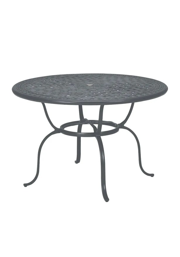 Counter Height Chat Table Frame Color: Graphite
