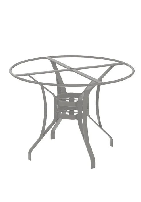 Dining Table Base Frame Color: Greco