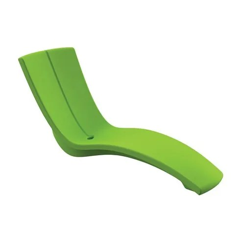 Curve Chaise Lounge Seat Color: Bright Gray