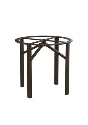 Universal Dining Table Base Frame Color: Shell