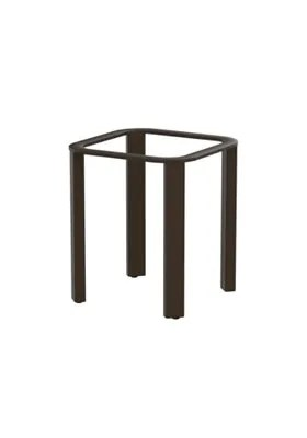 Universal Side Table Base Frame Color: Graphite