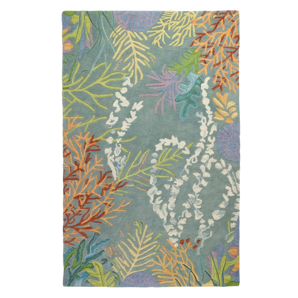 To-Bay-Go Area Rug Rug Size: Rectangle 4' x 6'