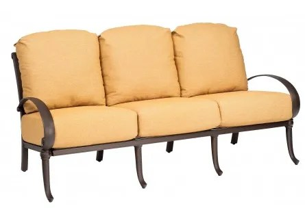 Holland Sofa with Cushions Fabric: Summit Spark