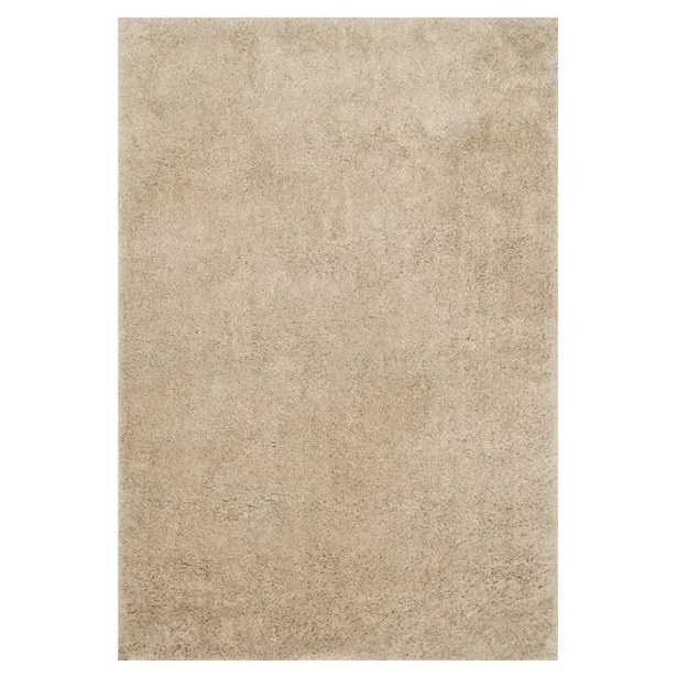 Keil Hand-Tufted Sand Area Rug Rug Size: Rectangle 3'6