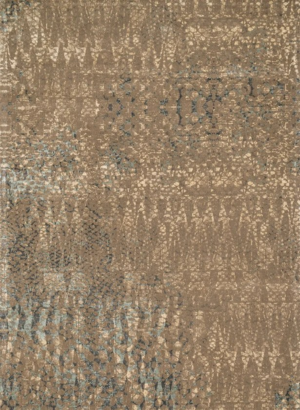 Durdham Park Brown Area Rug Rug Size: Rectangle 5' x 7'6