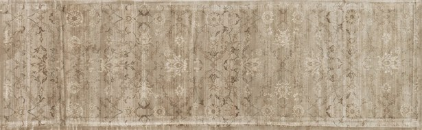 Keever Taupe Area Rug Rug Size: Runner 2'4