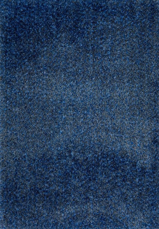 Hackel Blue Area Rug Rug Size: Rectangle 3'6