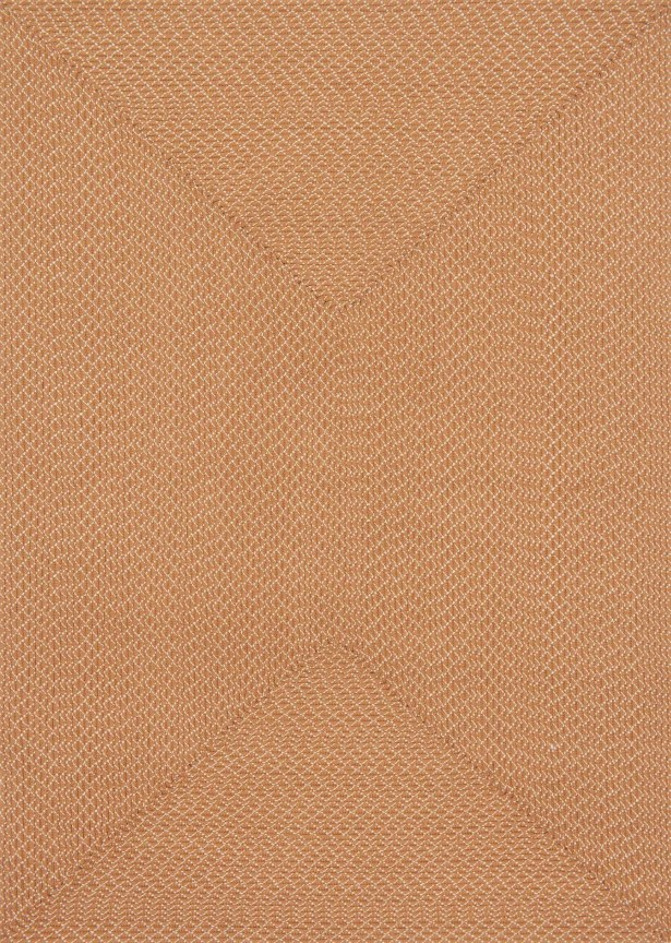 Daniell Hand-Woven Orange Indoor/Outdoor Area Rug Rug Size: Rectangle 3'6