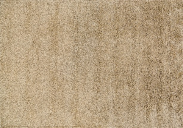 Turco Hand-Woven Faux Fur Beige Area Rug Rug Size: Square 7'