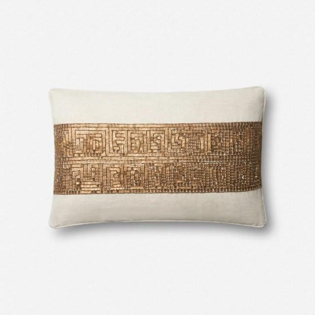 Dinsmore Lumbar Pillow Fill Material: Down/Feather, Type: Pillow