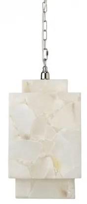Saguache Cube 1-Light Square/Rectangle Pendant