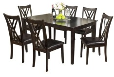 Dining Table Sets Normandie 7 Piece Dining Set