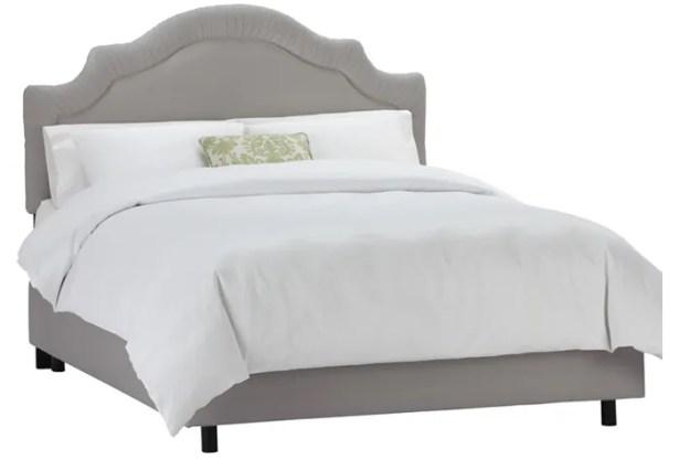 Ashlyn Upholstered Platform Bed Size: King