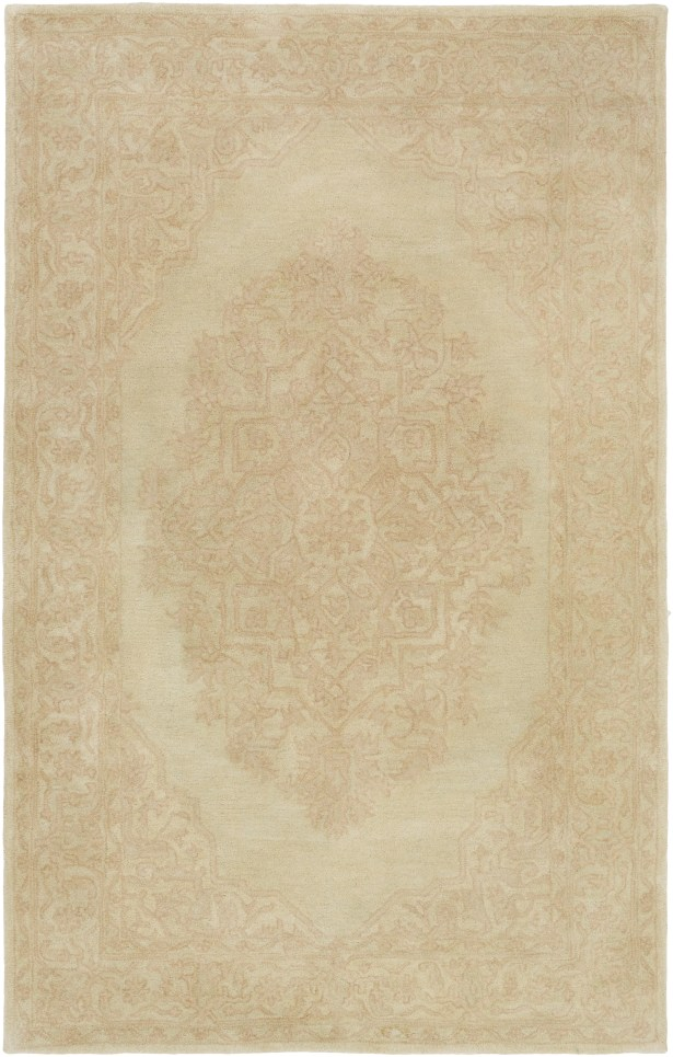 Farner Hand-Tufted Beige Area Rug Rug Size: Rectangle 8' x 10'