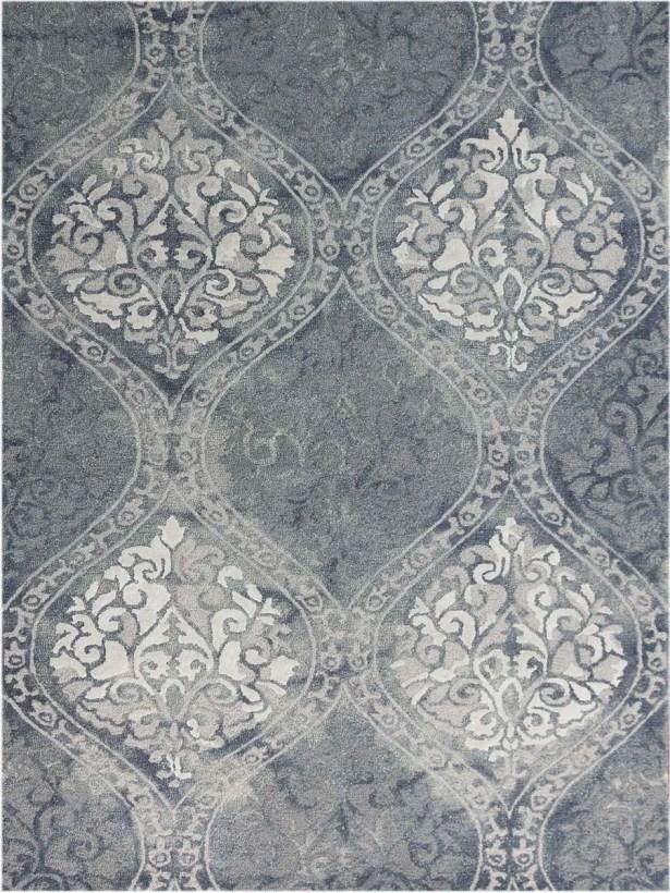 Pavilion Hand-Tufted Blue Area Rug Rug Size: Rectangle 9' x 13'