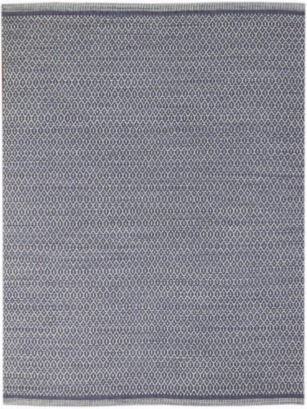 Latimer Modern Hand-Woven Violet Area Rug Rug Size: Rectangle 8' x 10'