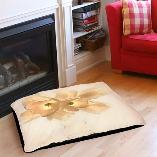 Lovely Tulip Indoor/Outdoor Pet Bed Size: 50