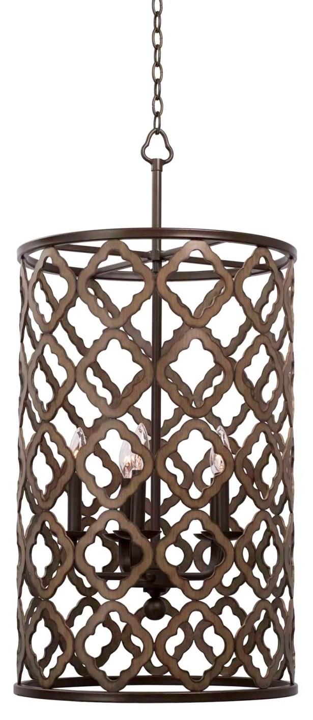 Whittaker 5-Light Foyer Pendant
