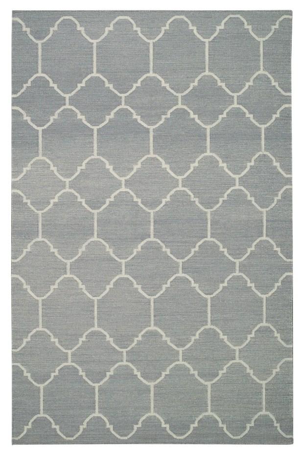 Serpentine Oslo Gray Area Rug Rug Size: Rectangle 5' x 8'