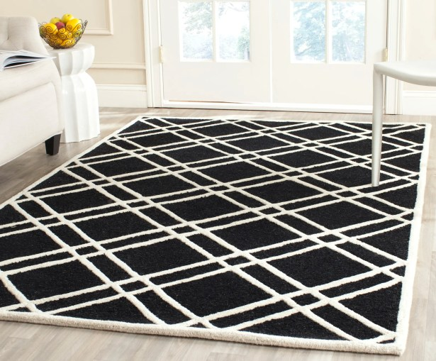 Martins Hand-Tufted Wool Area Rug Rug Size: Rectangle 5' x 8'