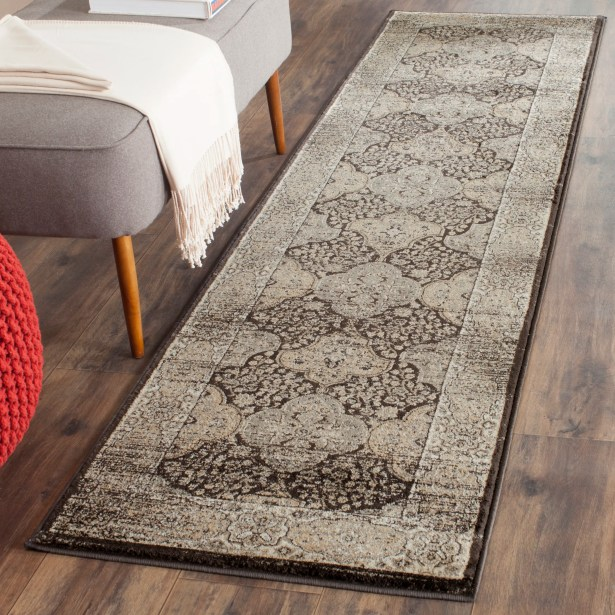 Mainville Black Area Rug Rug Size: Rectangle 9' x 12'