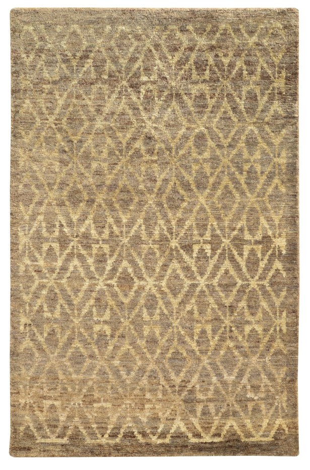 Tommy Bahama Ansley Taupe / Beige Geometric Rug Rug Size: Runner 2'6