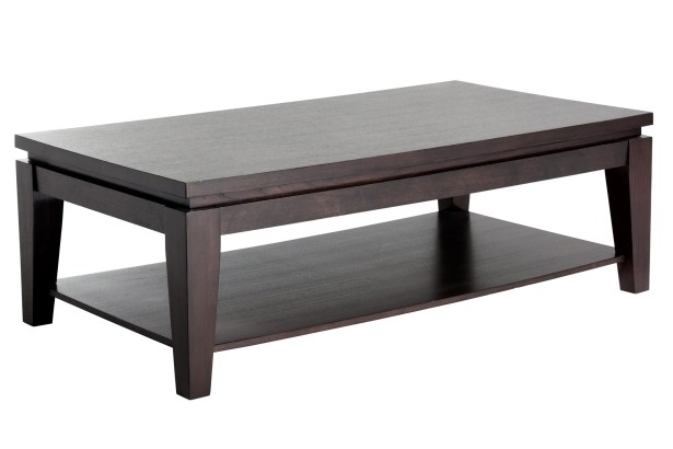 Ikon Asia Coffee Table with Shelf