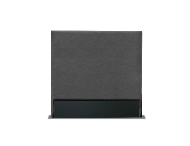 Handley Plain Upholstered Headboard Color: Charcoal, Size: High Height California King