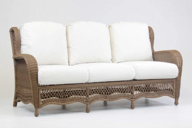 Stoneburner Sofa with Cushion Color: Sparkle Nautical