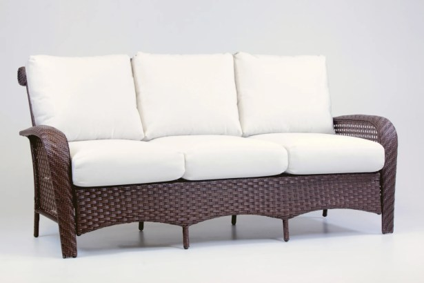 Allerdale Sofa with Cushion Color: Sparkle Nautical