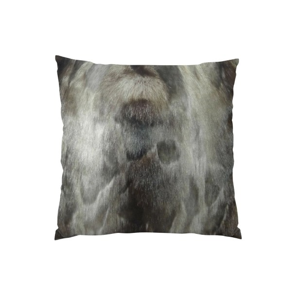 Brand Ash Handmade Throw Pillow Size: 20