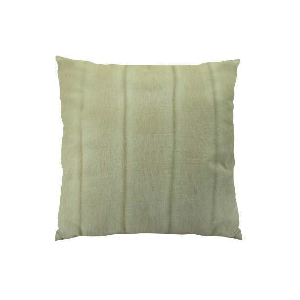 Fancy Mink Handmade Throw Pillow  Size: 26