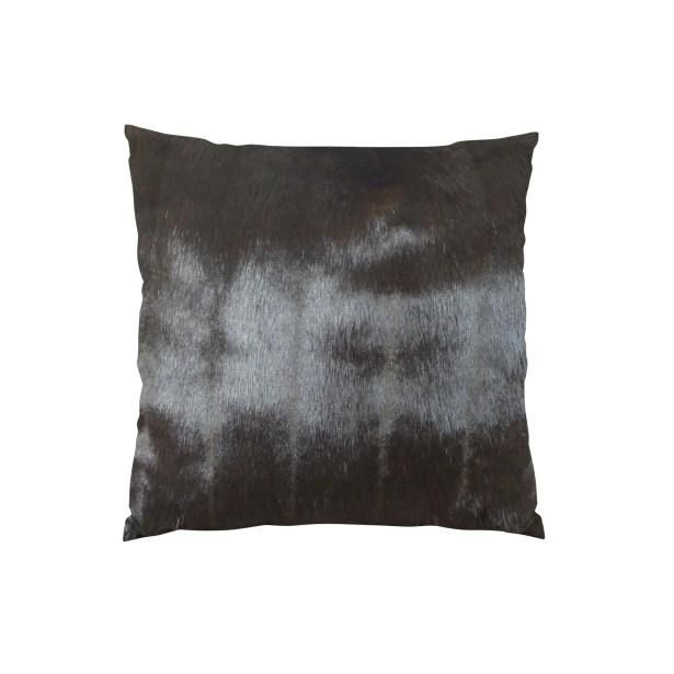 Tip Dyed Mink Handmade Throw Pillow Size: 12