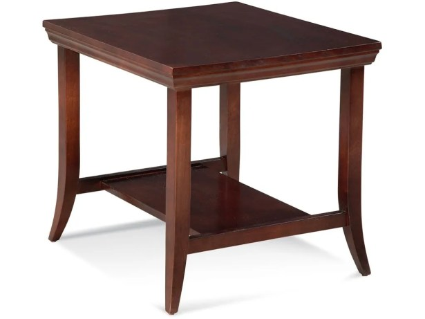 End Table Color: Natural