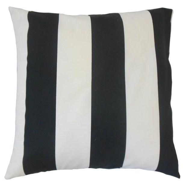 Roosje Cotton Throw Pillow Size: 24