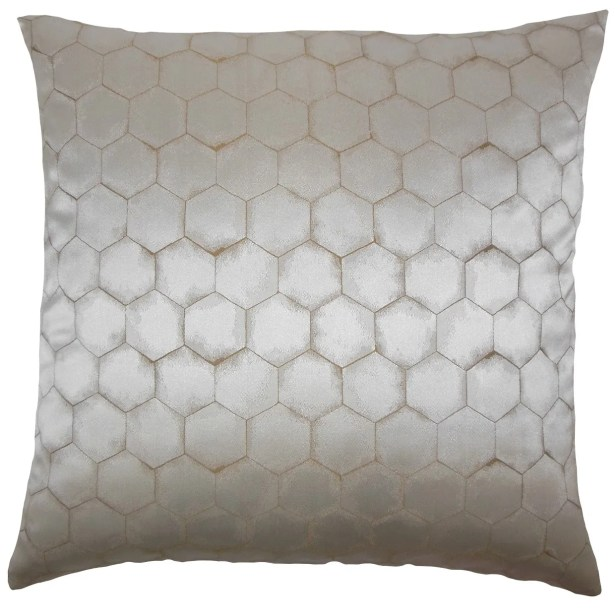 Balint Solid Throw Pillow Size: 24