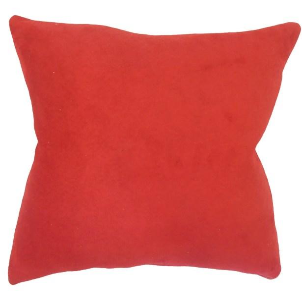 Palatine Solid Floor Pillow