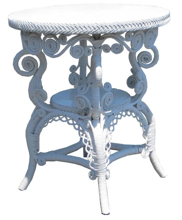 End Table Color: Whitewash