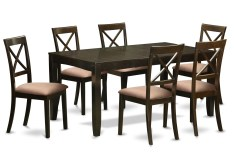 Dining Table Sets Lynfield 7 Piece Extendable Dining Set