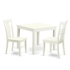 Dining Table Sets 3 Piece Dining Set